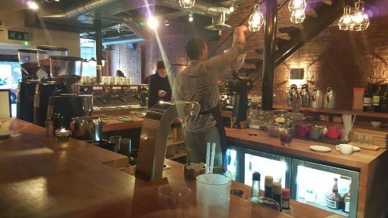 Workshop Coffee Co London Marylebone Restaurant Reviews