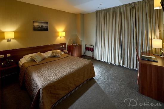 Design Hotel (D'Otel): Business