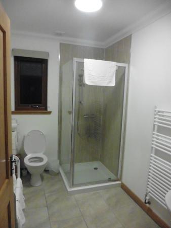 Lochcarron, UK: Salle de bains