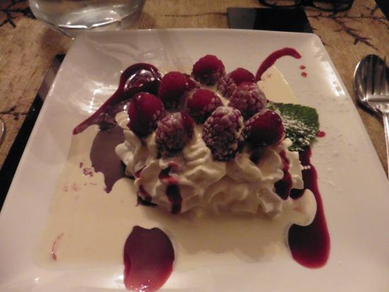 Rockvilla Restaurant: Cheesecake