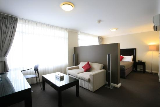 Checkers  Resort & Conference Centre: Executive Room