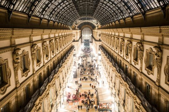 SevenStars Galleria Milano: View