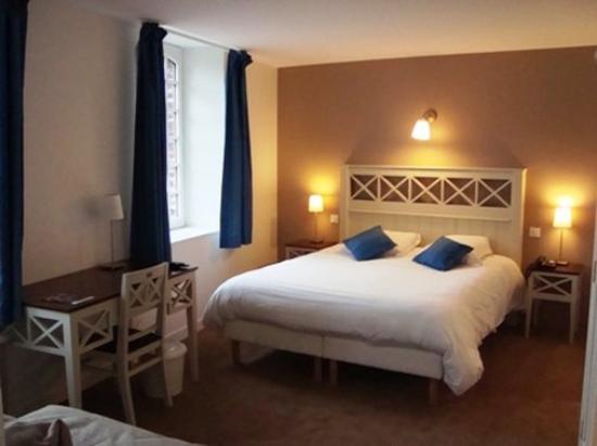 Logis Le Relais de Broceliande : Hotel Le Relais De Broceliande