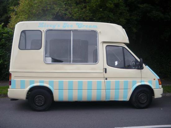 ice cream sheffield