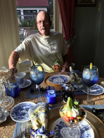 New Florence, Pensylwania: Breakfast at NorthviewInn