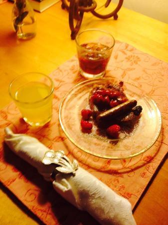 Little Harbor Inn: Breakfast was very good...