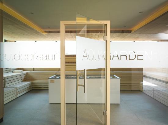 Spa & Family Resort Sonnenhof: Sauna im Aquagarden