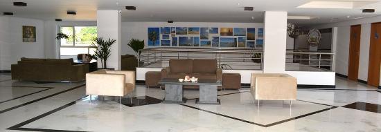 Aquaria Natal Hotel: Aquaria Lobby