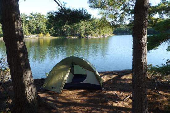 Massasauga Provincial Park: site 610