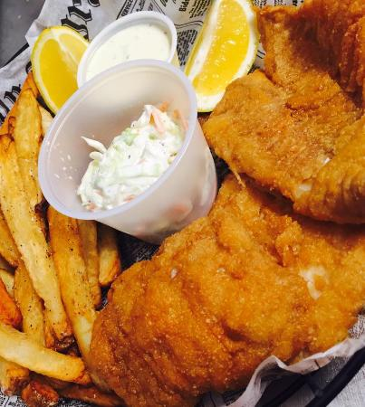 All you can eat fish fry picture of boomtown woodfire for All you can eat fish fry