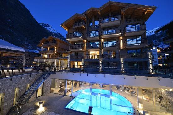 Fleurs De Zermatt Switzerland Hotel Reviews Photos Price Comparison Tripadvisor