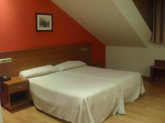 Hotel el Castillo: habitación doble