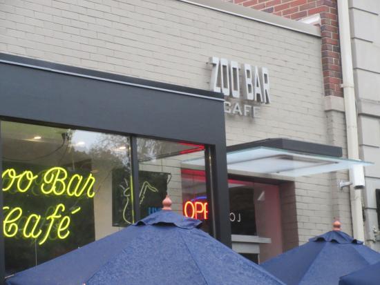 Zoo Bar Cafe Dc Reviews