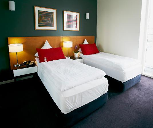Adina Apartment Hotel Copenhagen: Twin Beds - One Bedroom Apartment