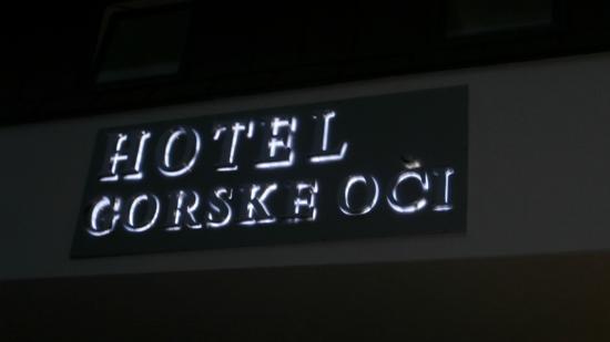 Hotel Gorske Oci, Zabljak, Montenegro