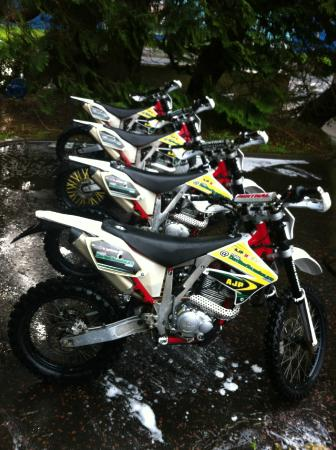 Dirt Bike Tours Ireland