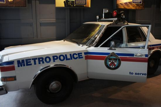 Old Cop Cars >> Old Police Car Picture Of Toronto Police Museum Tripadvisor