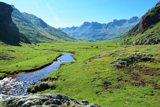 Huesca, Spain: Valle de Aguas Tuertas