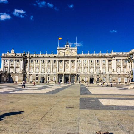 Beautiful Palace Picture Of Royal Palace Of Madrid