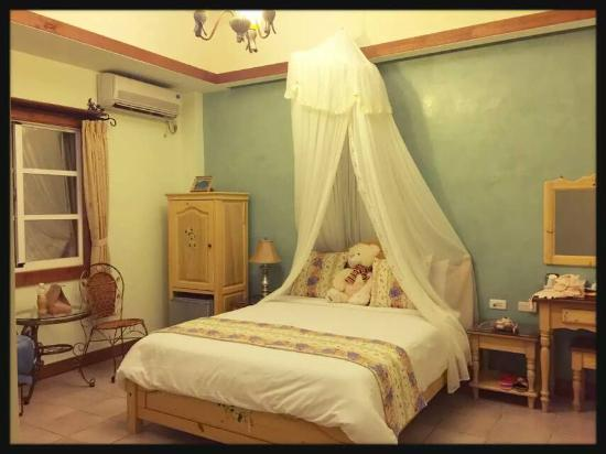 Avignon Hostel: Room