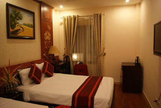 Hanoi Eclipse Hotel: single room