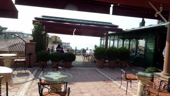 Sultanahmet Hotel: hotel restaurant