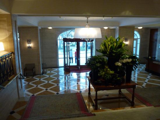 Belmond Copacabana Palace: lobby