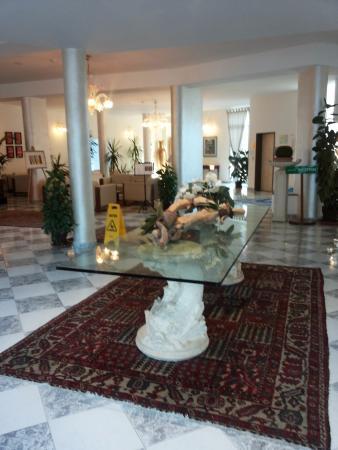 Hotel Jasminum: hall