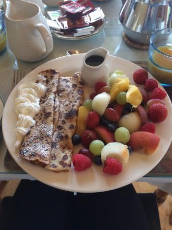 Beenoskee B&B: Petit déjeuner