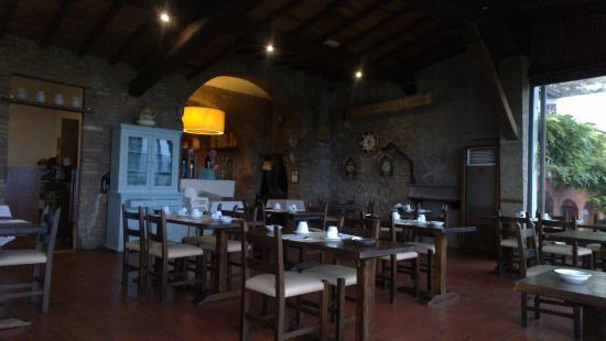 Colazione nella sala ristorante - Foto di Bel Soggiorno, San ...