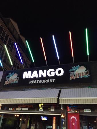 Bistro Mango Restorant Bar