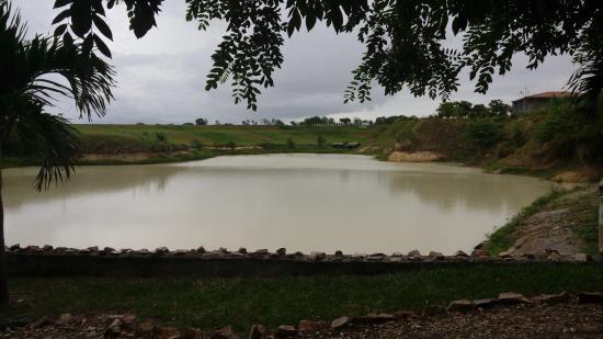 เปโนโนเม, ปานามา: Lago para hacer kayak