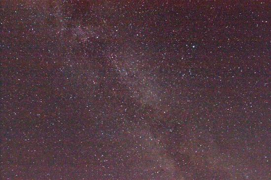 Hawkridge, UK: I have never seen stars as bright as this in England before