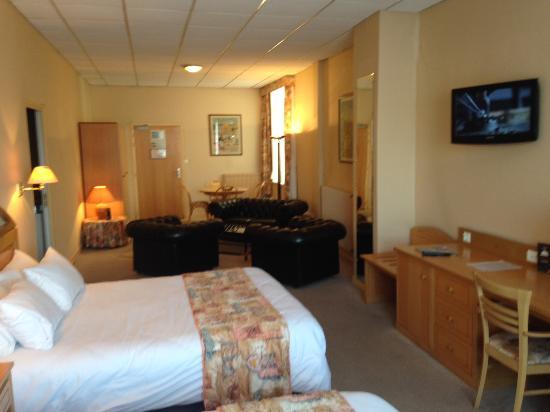 Metropol Hotel: suite