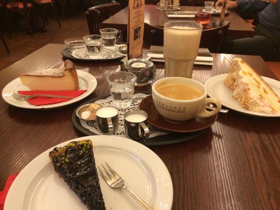 Kaffee kuchen berlin prenzlauer berg hausrezepte von for Kuchen leicht berlin