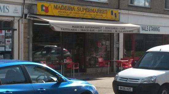 Madeira Supermarket
