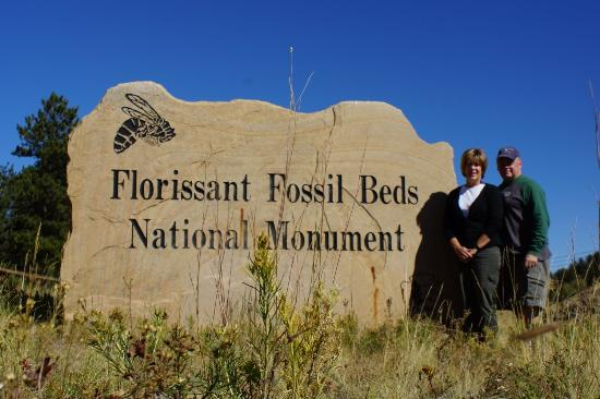 Florissant, CO: Florrissant Fossil Beds National Monument