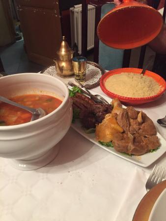 Restaurant Couscous Tripadvisor Savoie