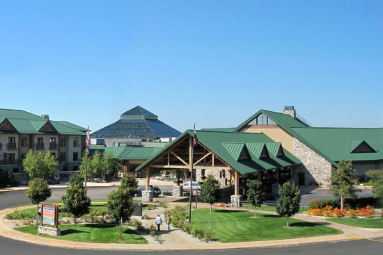 Little River Casino Resort : Panorama of the property