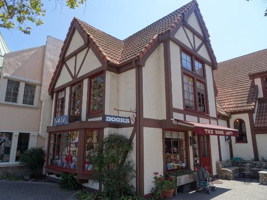 Solvang, CA: The Book Loft! A smashing little traditional book shop!