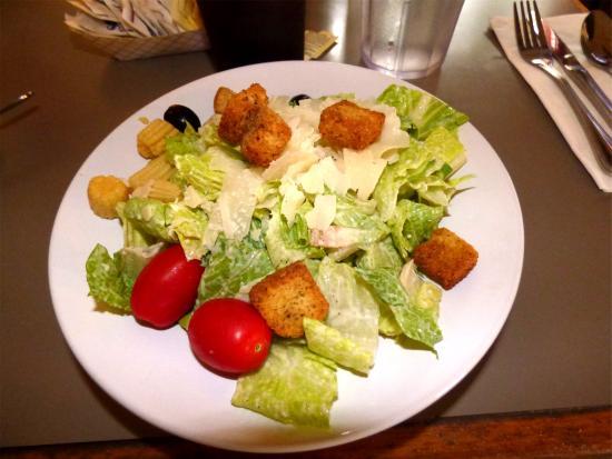 Port Hadlock, Etat de Washington : Caesar Salad