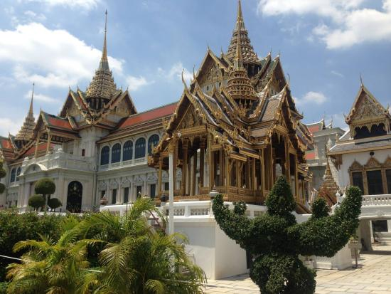 節基殿: fotografía de The Chakri Group (Phra Thinang Chakri ...