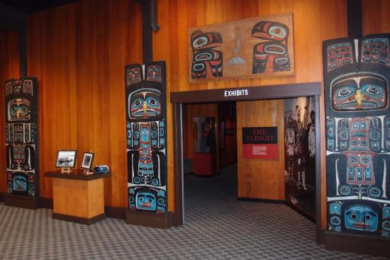 Sitka Sound Science Center: В музее