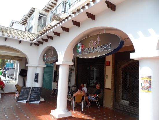 Villamartin, Spagna: Chemies my favourite bar in the Plaza