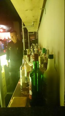 Café Populart: That famous waiter. Yes, pretty serious. :)