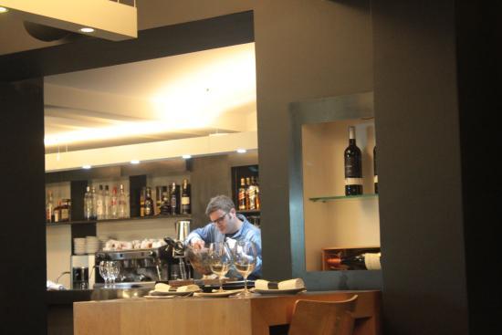 Miguel Torres Wine Restaurant: tomar um drinque ou um bom vinho