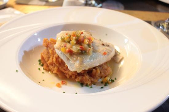 Miguel Torres Wine Restaurant: saborear pratos diferentes