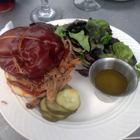 Mesa Luna: Smoked Pulled Pork