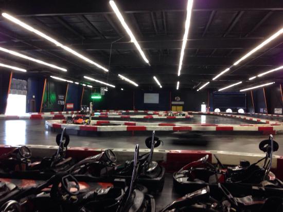 LeMans Karting: 🏁🚗