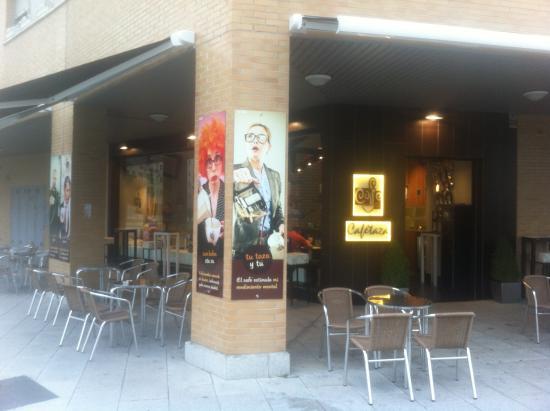imagen Cafetaza Latte Art Coffee en Vitoria-Gasteiz